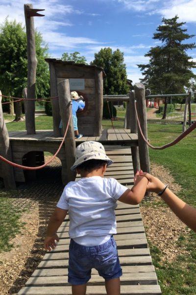 Ausflug Chärnsmatt Spielplatz